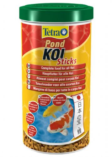 Tetra Pond Koi Sticks 1L/4L/7L